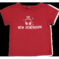 T-Shirt Tom casque Bébé...