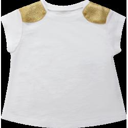 T-Shirt Anaïs blanc Bébé...