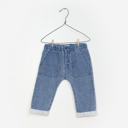 Pantalon Lin Junior Play Up