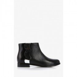 Bottines noires Mellow Yellow