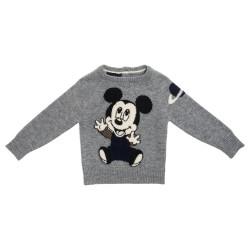Pull Mickey Bébé Monna Lisa