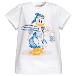 T-shirt MC Donald Bébé...
