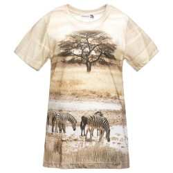 T-shirt savane Junior Monna...