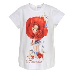 T-Shirt coquelicot Bébé...