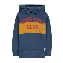 "Sweat ""good kids"" bleu..."