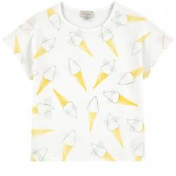 T-shirt cornet de glace...