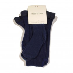 Collants bleu Bébé/Junior...