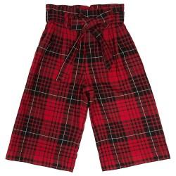 Jupe culotte écossaise...