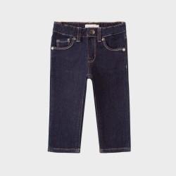 Pantalon effet jean foncé...