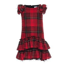 Robe ecossaise Junior Monna...