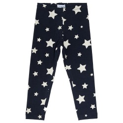 Leggings bleu étoiles...