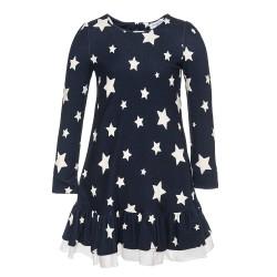Robe bleue étoiles Junior...