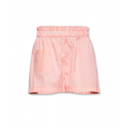 Short rayé rose Junior AO76