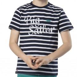 T-shirt MC marin Big sailor...