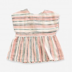 Blouse rayée Junior Play Up