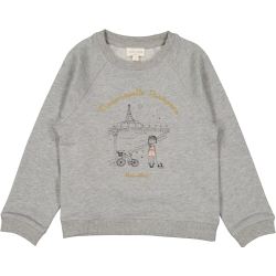 Sweat James gris Louisette...