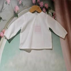 Chemise blanche 12M Rose &...