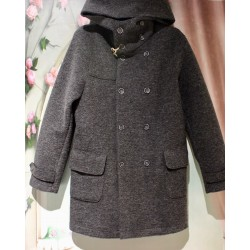 Duffle Coat gris 12A Please...