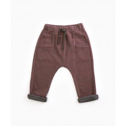 Joggings bordeaux Junior...