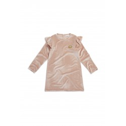 Robe Velours rose Junior...