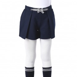 Short bleu Junior EOM