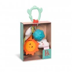 Set de 4 jouets sensoriels...