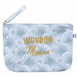 Pochette wonder maman Palm...