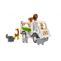 Camion Zoo & animaux en...