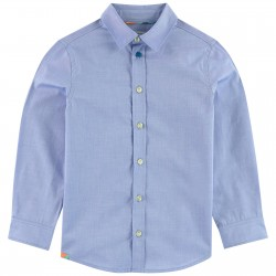 Chemise Bleue Junior Paul...