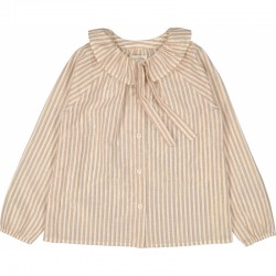 Blouse Angele Stripe Lurex...