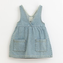 Robe chasuble Jeans Junior...