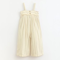 Combinaison pantalon ivoire...
