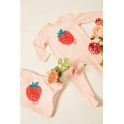 Set Pyjama & trousse fraise...