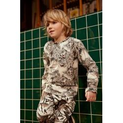 T-shirt ML Winter Tiger...