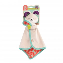 Doudou couverture Lapin, BToys