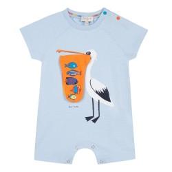 Combi-short toucan Bébé...