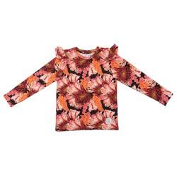 T-shirt ML Red Tulips Kids...